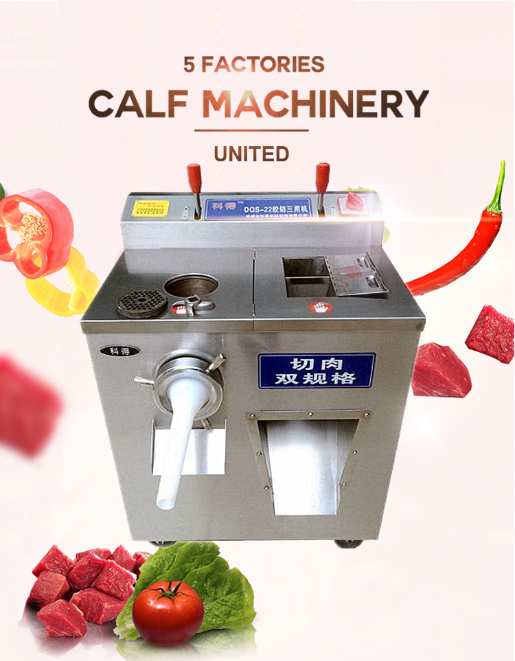 high quality Single cut and double use grinder machine for sale