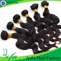 high quality 100% malaysian virgin hair natural color loose wave machine weft nature girl hair weave