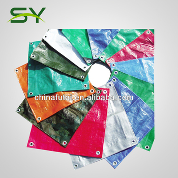 waterproof&sunproof&transparent tarpaulin for soil cover,greenhouse poly tarp