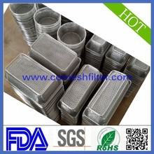 Customize stainless steel wire cooking wire mesh baskets