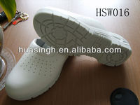 lab professional cleanroom anti bacterial black medical clogs for 2013