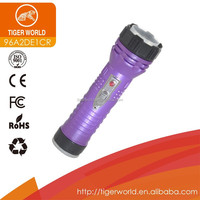 torch manufacturers tiger world dry battery led electric hand plastic olympic torch without battery