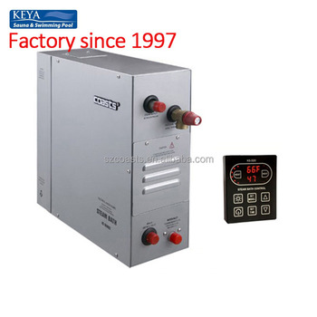 5KW 220V mini steam generator for steam room with CE certification 2 years guarantee