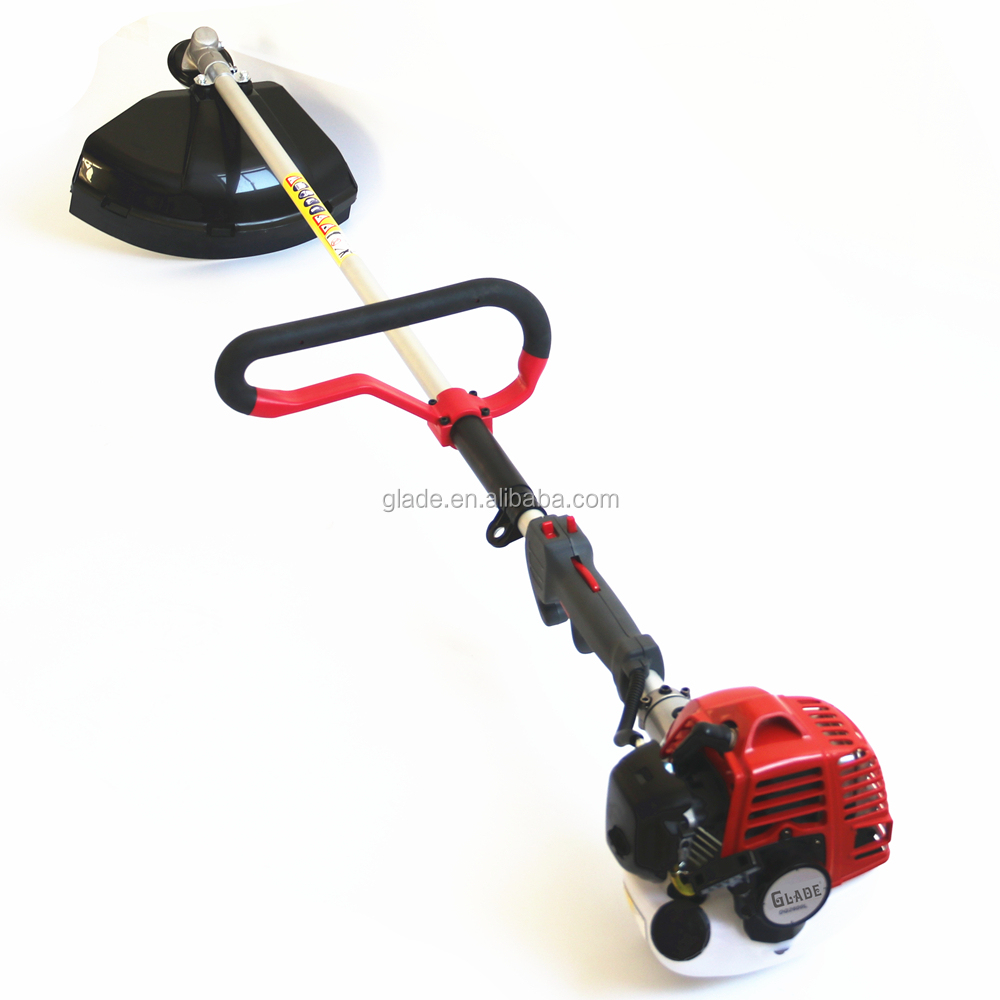 26cc gasoline 2 stroke power brush cutter weeder china