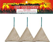 Wholesale manufacturer firecrackers and fireworks triangle crackers
