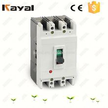 MANUFACTURER MCCB 3 phase Mouled case circuit breaker