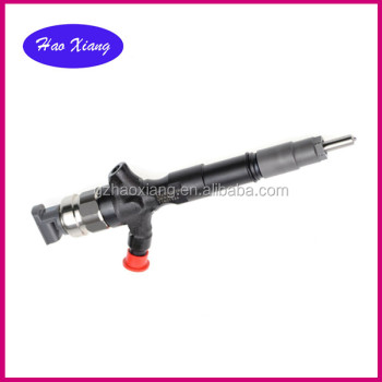 Good Quality Common Rail Injector / Diesel Injector OEM: 095000-7530 / 095000-7700