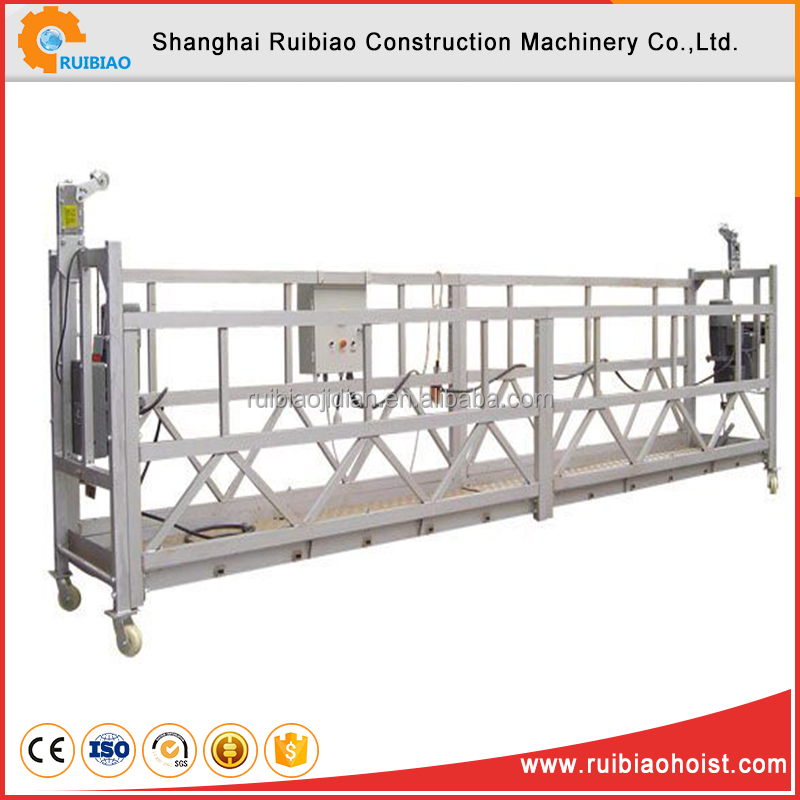 Construction lifting gondola platform,elevation platforms for construction