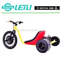 2016 New EEC Passager Tricycle bicycles with three wheels , trike ,1000w electric fourstar golf trike