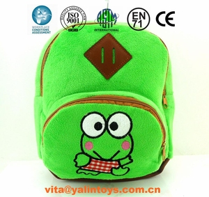1pcs 20*28cm Children School Bag Cartoon adventurous dora backpacks Plush with Map Girls Kindergarten The Explorer
