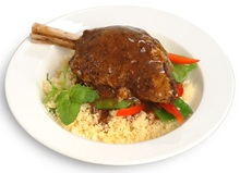 Marathon Chef Direct Lamb Shank - Provencale 100% Australian Lamb (6 min heat and serve) new technology food dinner lunch