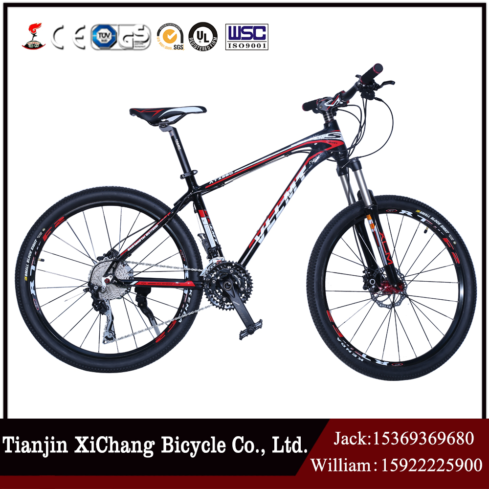 new style mountain bicycle
