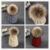 Wholesale winer hat with real fur or faux fur ball