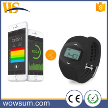 Home Used Bluetooth4.0 Heart Rate Wristwatches For Group Training