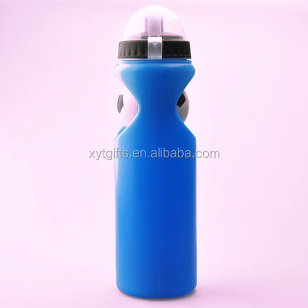Chinese Goods Wholesale Eco-friendly Leak Proof 750ml Custom Plastic Water Bottles with Dust Cap