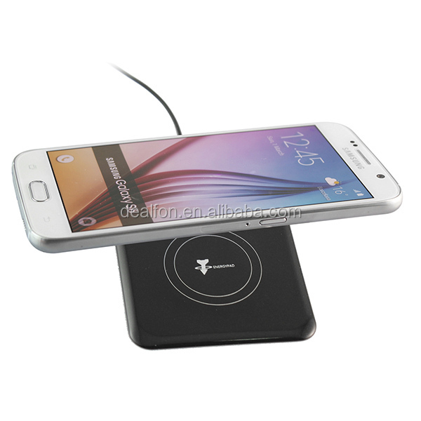 2.3mm thickness Ultra thin universal Mini Qi Wireless charger Charging Pad