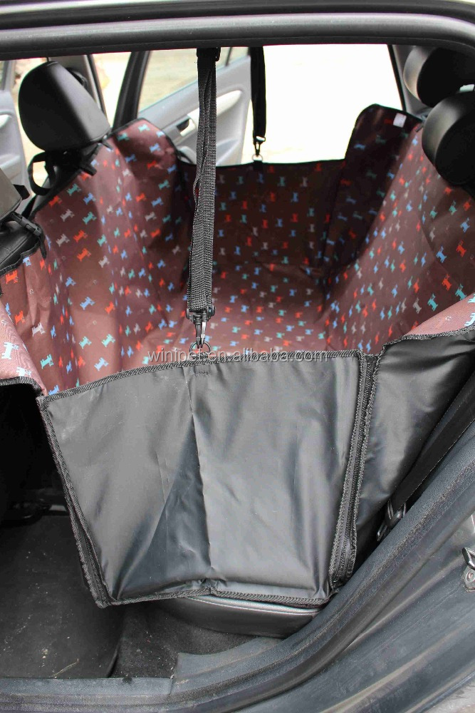 Pet Cover pet car seat carrier backseat car cover for <strong>dogs</strong>