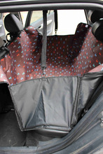 Pet Cover pet car seat carrier backseat car cover for dogs