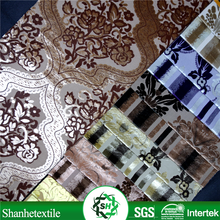 Quilted Damask Turkey Wholesale Jacquard Chenille Upholstery Arabic Majlis Sofa Fabric Names