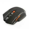 2017 dull polish cool wireless computer mouse 2.4g 1000/2000/3200 DPI gamer mouse