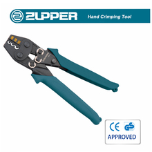 Zupper MH-5 1.25 - 5.5 mm Manual Hand Crimping Tools