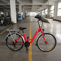 european style electric bicycle with 350w motor from Chinese factory