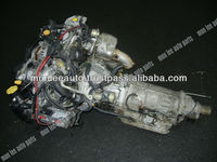 JDM Used PERTOL ENGINE EJ20 SINGEL TWIN TURBO EJ20DET EJ20 TURBO for SUBARU IMPREZA WRX (STI)