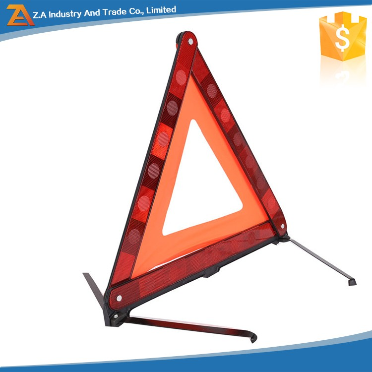 Car Emergency Tool Road Emergency Warning Reflecting Triangle