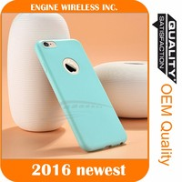 Luxury Original Silicone Cover Ultra-Thin Phone Case for iphone 6 case custom