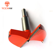 TCCN ISO9001 Certificate Customized TCT Hinge Core Drill Bit For Wood Boring