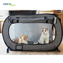 Collapsible Portable Big Cat Cage Pet Travel Carrier Wholesale