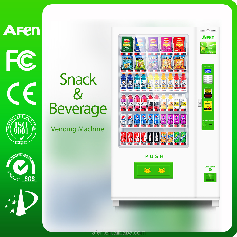 Automatic Vending Machine AF-10 for liquid with best price