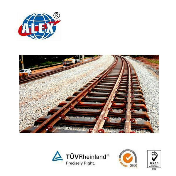 Best quality cheap Timber Supporting used rail steel/rail sleeper
