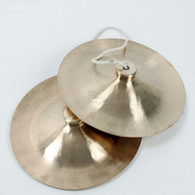 "Professional china small lion 18"" dance cymbal on hot sale"