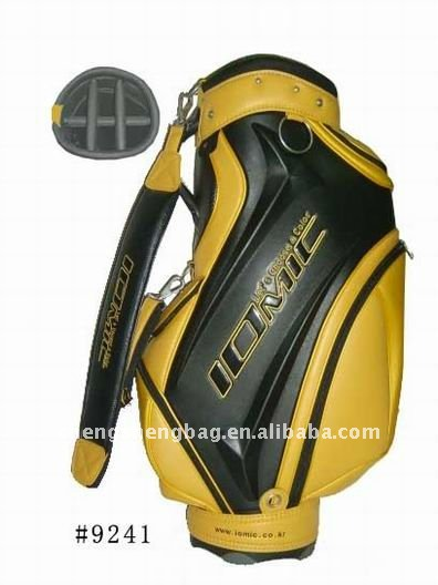 PU Japan Golf Bags Golf Staff Bag