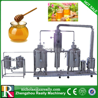 CE approved honey thickener,high quality honey bee processing equipment