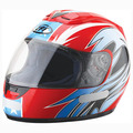 DP-388 Bluetooth Full Face Dual Visor Motorcycle Helmet