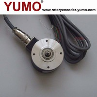 ISC6005 optical shaft rotary encoder pulse price Incremental hall effect sensor