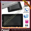 7'' android tablet pc built-in gps smartphone quad core