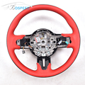 Real Carbon Fiber Steering Wheel For FORD MUSTANG 2015-2017