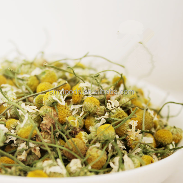 207 YGJC natural yellow flower tea for Organic Chamomile Tea Benefits