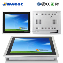 10.4 inch industrial touch panel pc all in one computer J1900 fanless mini pc