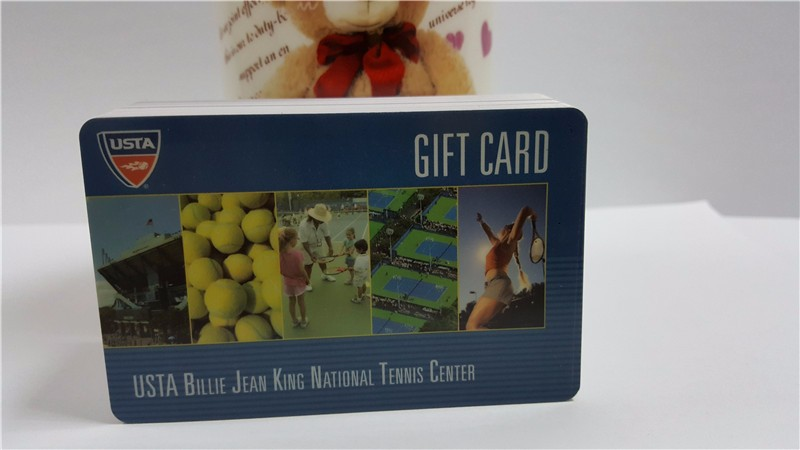 Greenrfid PVC membership card loyalty system offset print smart card