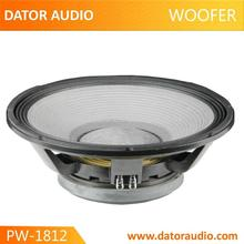 OEM supplier brand design dual subwoofers 12 inch
