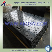 Composite trailer track mat/Snowmobile Trailer Track Mat/road building mats