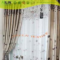 New arrival printed insulated blackout curtain