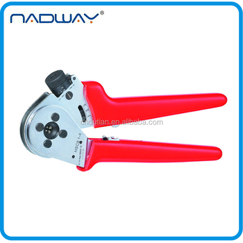 For Turned Contacts 0.14-6mm four-mandrel crimping pliers