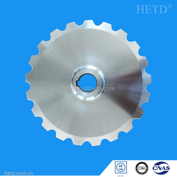 HETD Non-standard Chain Sprocket Zn-plated P38.1Dr15.24Z21