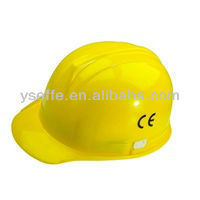 HDPE material american crash helmet for construction