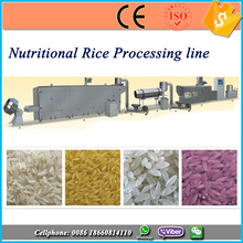 High Quality Artificial/Nutritional rice processing line/plant